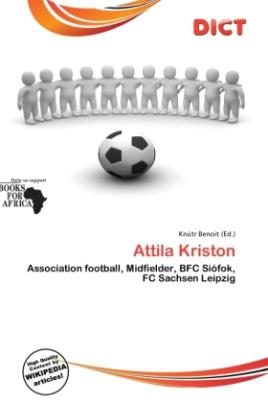 Attila Kriston
