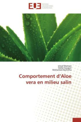 Comportement d Aloe vera en milieu salin