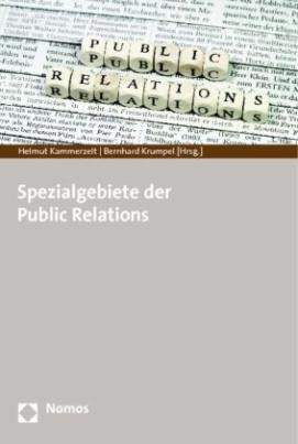 Spezialgebiete der Public Relations