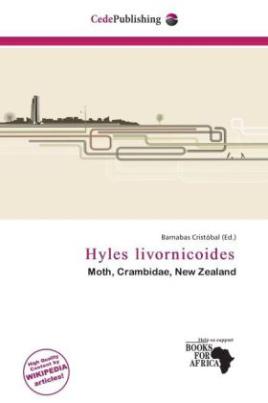 Hyles livornicoides