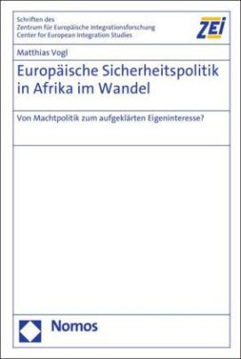 Europäische Sicherheitspolitik in Afrika im Wandel
