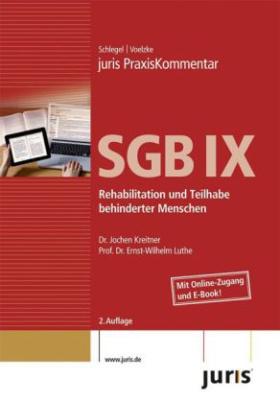 SGB IX, Rehabilitation und Teilhabe behinderter Menschen, Kommentar