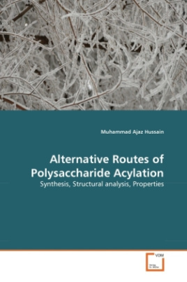 Alternative Routes of Polysaccharide Acylation
