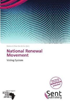 National Renewal Movement