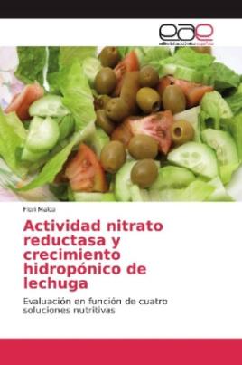 Actividad nitrato reductasa y crecimiento hidropónico de lechuga
