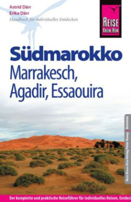 Reise Know-How Südmarokko - Marrakesch, Agadir, Essaouira