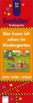 Das kann ich schon im Kindergarten (Kinderspiel)