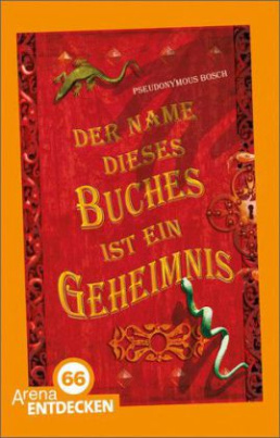 Der Name dieses Buches ist ein Geheimnis