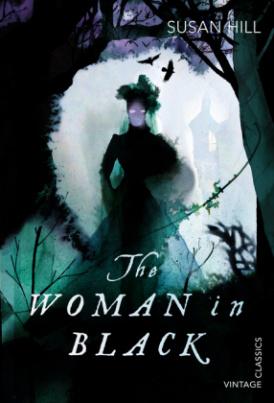 Woman In Black. Die Frau in Schwarz, englische Ausgabe