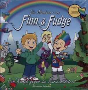 Die Abenteuer von Finn & Fudge - Der Kampf gegen die Kariesmonster