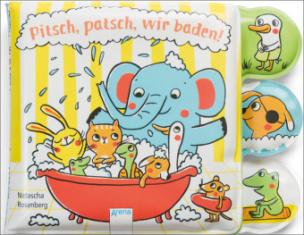 Pitsch, patsch, wir baden!