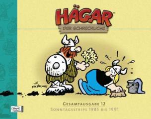 Hägar der Schreckliche, Gesamtausgabe. Bd.12