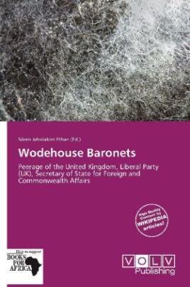 Wodehouse Baronets