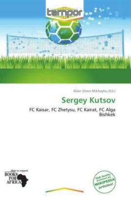 Sergey Kutsov