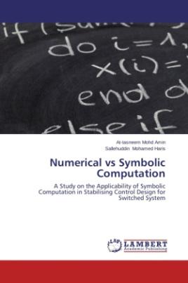 Numerical vs Symbolic Computation