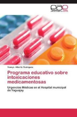 Programa educativo sobre intoxicaciones medicamentosas