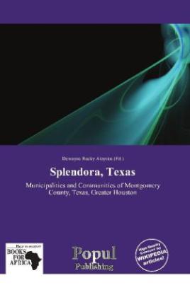 Splendora, Texas