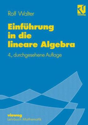 Einführung in die lineare Algebra