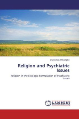 Religion and Psychiatric Issues