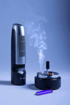 Geruchskiller, ionisierend