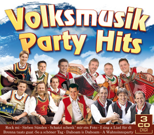 Volksmusik Party Hits (3 CDs)