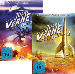 Jules Verne Edition 1 + 2