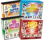 100 Super Schlager + 100 Super Partyhits + 100 Spitzen Schlager + 100 Hitparaden Schlager